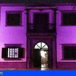 Santiago del Teide se ilumina de morado para dar visibilidad al Síndrome Dravet