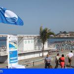 Adeje, Arona, Guía de Isora y Stgo. Del Teide obtienen 6 galardones Bandera Azul 2020