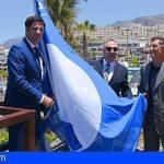 Stgo. del Teide no entiende las justificaciones para retirar las banderas azules de playa de La Arena y Los Guíos