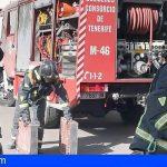 Una mujer herida en San Isidro leve en un incendio en la azotea de un edificio