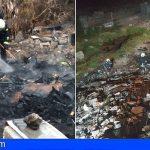 21 incidentes en las hogueras de la Noche de San Juan, principalmente en Arona y Santa Cruz