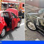 Bomberos de Tenerife interviene en cuatro incidentes en vehículos durante el fin de semana