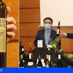 Brumas de Ayosa Malvasía aromática dulce, de Güímar, el mejor vino en Agrocanarias 2020