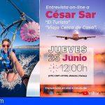 Canarias | Futurismo Home regresa junto al turista más internacional: César Sar