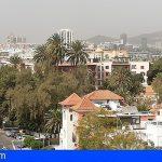 Canarias recomienda a las personas más sensibles tomar precauciones ante la calima