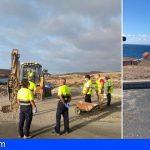 Arico realiza más de 500 desalojos de autocaravanas y campistas en la costa