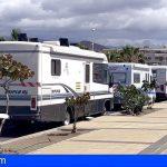 Cs Granadilla pide «una solución para la acumulación de caravanas en el municipio»