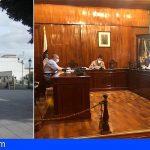 Arafo | El Carmen Se Mueve trató asuntos de interés con el Alcalde y Concejal de Hacienda