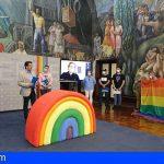 Tenerife apela a la importancia de los colectivos LGBTIQ+ durante la celebración del Día del Orgullo