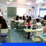 «Una educación 100% presencial y segura requiere entre 3.500 y 4.500 profesores más»