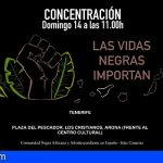 Arona | La comunidad negra y Afrodescendiente se concentrarán este domingo en Los Cristianos