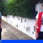 Cruz Roja Tenerife reinicia su campaña de información y captación en las calles