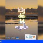 Canarias se une a la celebración del Día del Orgullo LGTBIQ+