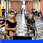 Arona incorpora 22 nuevos trabajadores dentro del Programa Extraordinario de Empleo Social