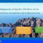 Canarias apuesta por la adaptación de sus sistemas energéticos al cambio climático