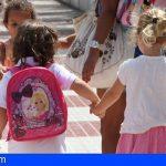 Las escuelas infantiles en Canarias podrán abrir el lunes 15 de junio