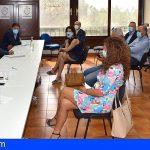 Tenerife | Manuel Domínguez (PP) mantuvo un encuentro con FEPECO