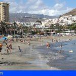 Arona entra en la fase 3 como uno de los municipios turísticos costeros más visitado