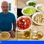 Juan Santana | Un buen Gazpacho con Barbuzano