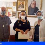 """San Miguel renueva su colaboración con el centro """"Hermanos Franciscanos de la Cruz Blanca"""""""