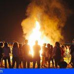 Adeje se suma a la prohibición de las hogueras de San Juan decretada por el Cabildo de Tenerife