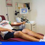 El ICHH acerca la donación de sangre en todo el Archipiélago con puntos fijos y temporales