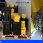 La Guardia Civil realiza más de 500 inspecciones en empresas gestoras de residuos sanitarios