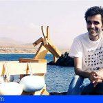 Turismo de Tenerife respalda la iniciativa del artista Luis Guardia que anima a veranear en la isla
