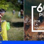 '600 píxeles2 por la naturaleza', a favor de unos espacios naturales sin basuraleza