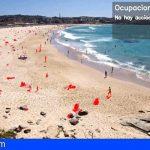 Telefónica diseña un sistema de control de aforo en playas