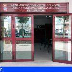 Granadilla aclara que la Oficina de Quejas y Sugerencias sólo ha parado durante el Estado de Alarma