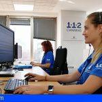 El servicio multilingüe del 1-1-2 Canarias multiplica por seis su actividad en sus 22 años de vida