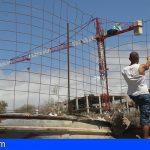 El MITECO ordena la paralización cautelar de las obras del hotel de La Tejita