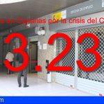 53.237 parados en Canarias desde que comenzó la crisis del COVID-19