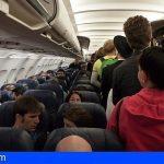 Los pasajeros llegados a Lanzarote desde Madrid resultaron negativo en COVID-19