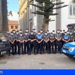 Canarias | 152 policías, locales y autonómicos, culminaron este mes sus cursos de formación básica