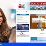 Arona pone en marcha un moderno Portal de Empleo para facilitar la búsqueda y la demanda de trabajo en el municipio