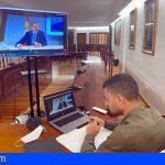 Arona participó en la comisión de la Red de Destinos Turísticos Inteligentes presidida por Felipe VI