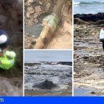 Arona | Reparada la rotura de una tubería en Playa Honda, Las Américas