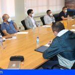 Granadilla aborda con el tejido empresarial las ayudas y campañas de apoyo al comercio para este año