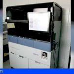 El Hospital General de Fuerteventura incorpora un robot para el diagnóstico de Covid-19 mediante PCR