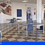 Arona reabre sus salas de estudio, mediante cita previa, de cara a la preparación de la EBAU