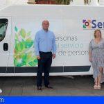 Granadilla refuerza su personal y los turnos para limpieza e higienización en espacios públicos este verano