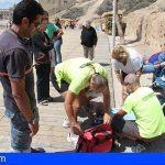 Granadilla | 9 socorristas y un jefe de playas conformarán el nuevo servicio de socorrismo y salvamento