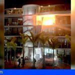 Extinguen un incendio en una terraza en El Palmar y otro en una casa terrera en San Miguel