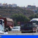 Canarias distribuirá 32 millones en el transporte por carretera para compensar las pérdidas por la crisis