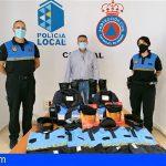 La Policía Local de San Miguel amplía su uniformidad