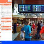 Confirman un mínimo de 125.000 plazas semanales para vuelos hacia Canarias a partir de julio