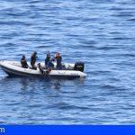 Interceptan una embarcación en Tenerife tras realizar pesca submarina en zona prohibida de La Gomera