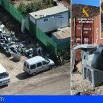 Una italiana con negocio en El Fraile falsificaba documentos para trasladar ilegalmente residuos peligrosos a África